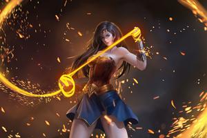 Wonder Womanartnew