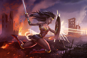 Wonder WomanArtwork