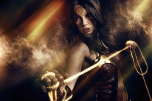 Wonder Womancosplay
