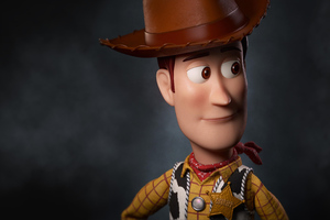 Woody Toy Story 4 Wallpaper