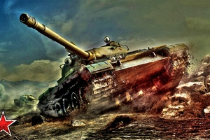 World Of Tanks 2 Wallpaper