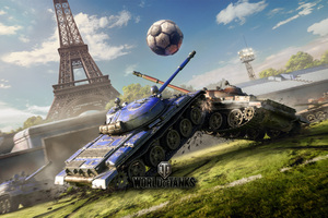World Of Tanks Football Wallpaper