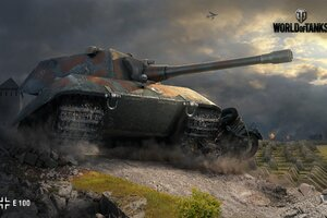 World Of Tanks Game Wallpaper