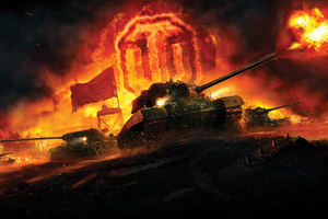 World Of Tanks Games Wallpaper