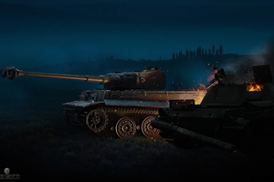 World Of Tanks Video Game 2 Wallpaper