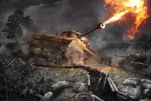 World Of Tanks Xbox Wallpaper