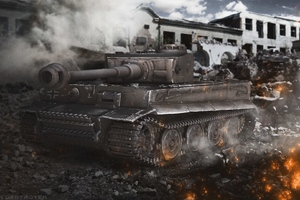 World Of Tanks Xbox360 Wallpaper