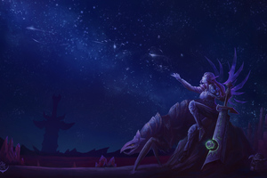 World Of Warcraft Battle For Azeroth Fan Art