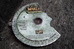 World Of Warcraft Disc