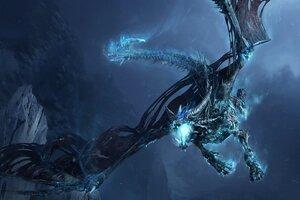 World Of Warcraft Dragons Wallpaper