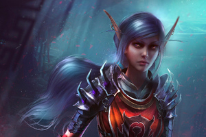 World Of Warcraft Fantasy