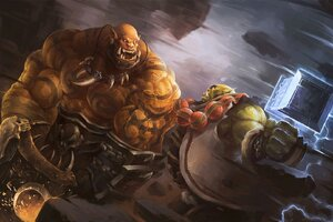 World Of Warcraft Garrorsh Wallpaper