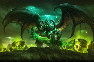 World Of Warcraft Legion 5k