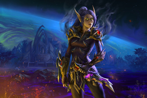 World Of Warcraft Senneria