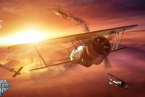 World Of Warplanes HD Wallpaper