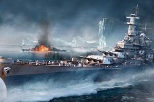 World Of Warships Game Wallpaper