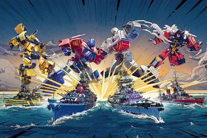 World Of Warships Legends Wallpaper