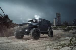 Wrangler Jeep 8k