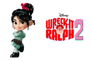 Wreck It Ralph 2 2018 Wallpaper