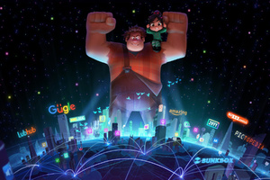 Wreck It Ralph 2 2018 Movie