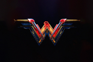 Ww Logo Concept 4k Wallpaper
