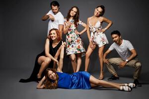 Wynonna Earp Tv Series Cast
