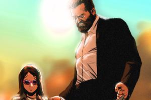 X 23 And Logan