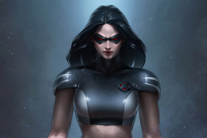 X 23 X Force 4k Wallpaper