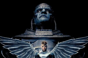 X Men Apocalypse Archangel