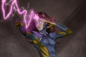 X Men Apocalypse Jean Grey 5k
