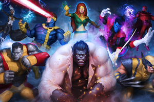 X Men Contest Of Champions