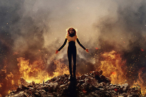 X Men Dark Phoenix 4k 2019 Wallpaper