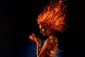 X Men Dark Phoenix 4k Wallpaper