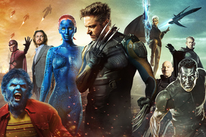 X Men Days Of Future Past 5k Wallpaper