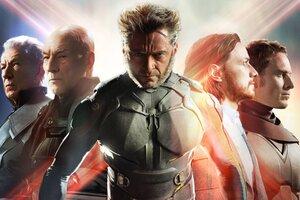 X Men Days Of Future Past Movie