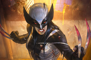 X23 Artworknew Wallpaper