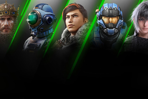 Xbox 2020 Wallpaper