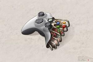 Xbox 360 Console Minimalism
