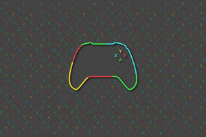 Xbox Controller Minimal 4k Wallpaper