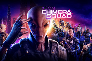 Xcom Chimera Squad 5k Wallpaper