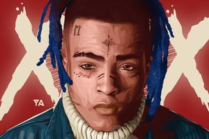XXXTentacion Artwork