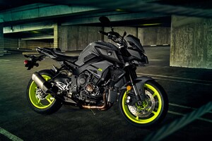Yamaha FZ 10 Wallpaper