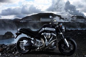Yamaha MT 01 2017