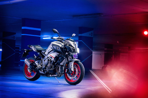Yamaha Mt 10 2019 4k Wallpaper