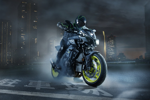 Yamaha Mt 10 Wallpaper