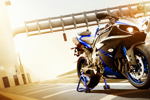 Yamaha R1 4k New