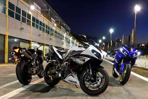 Yamaha R1 Bikes Wallpaper