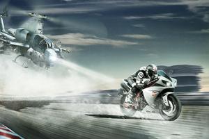 Yamaha R1 Run