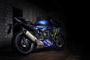 Yamaha R1 Valentino Rossi 5k Wallpaper