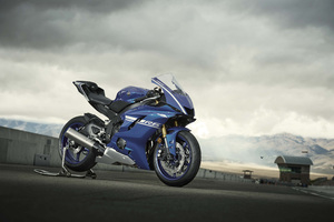 Yamaha R6 2017 Wallpaper